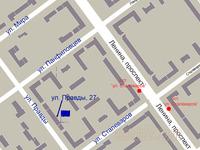 Квартиры посуточно в Запорожье, ул. Правды, 27, 330 грн./сутки