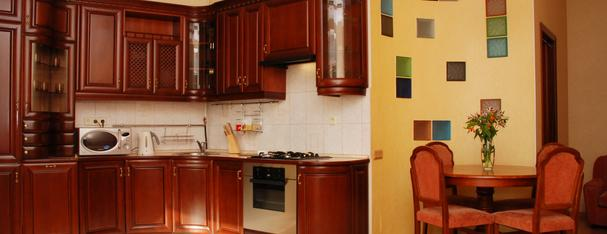 13, Baseyna st. apartment in kiev
