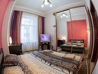 Квартиры посуточно в Львове, ул. Курбаса, 5, 700 грн./сутки