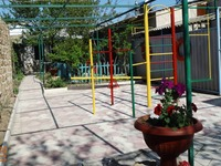 Квартиры посуточно в Евпатории, ул. И.Франко, 16, 120 грн./сутки