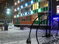 Квартиры посуточно в Харькове, ул. Блюхера, 18, 265 грн./сутки