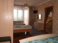 Квартиры посуточно в Евпатории, ул. Солнечная, 21а, 125 грн./сутки