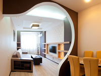 Квартиры посуточно в Одессе, ул. Среднефонтанская, 19а, 975 грн./сутки